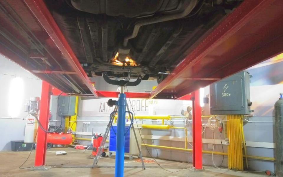 Удалить катализатор на авто или сдать в ремонт?